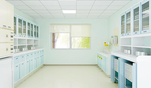 治疗室选择和布置