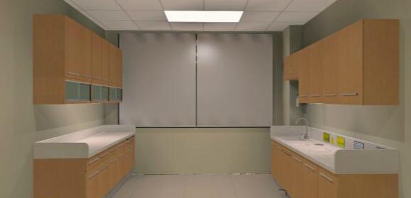 治疗室(窄空间版)